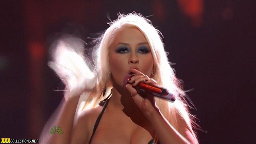 bleach blonde woman nude
