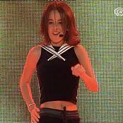 Alizee Jen ai marre Live at Deutschlands Champions ARD 2003 211116 vob