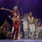 Christina Aguilera 2000 MTV VMAs MPEG2 Come On Over Baby 211116 VOB