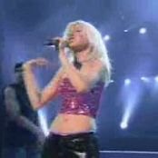 Christina Aguilera What a Girl Wants Live Miss USA 2000 Video