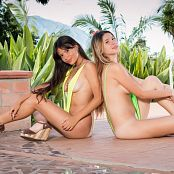 YoungFitnessModels Poli Molina And Tammy Molina Slingshot Sisters bonus level 2 set 179 026