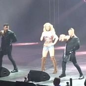 Britney Spears Work Bitch Live 12 3 16 San Jose CA HD 1080p 30fps H264 128kbit AAC 091216 mp4