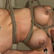 Layla Rivera Tied Up And Tortured BDSM Video