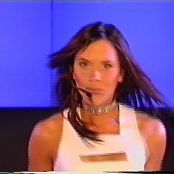 Victoria Beckham Live TOTP 2002 Video