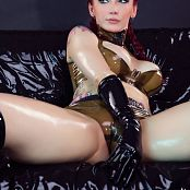 Susan Wayland Kinky Latex Fox Part 3 Picture Set