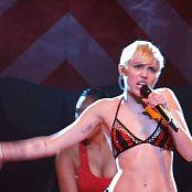 Miley 23 BANGERZ tour 2014 Staples center Los Angeles 251216 mp4