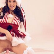 Andi Land Candy Cane Girl HD Video