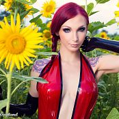 Susan Wayland Shiny Flower World Picture Set 3
