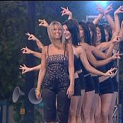 Rachel Stevens Some Girls Live Olympics Touch Buckingham Palace 2004 Video