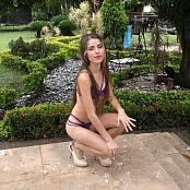 Heidy Model Purple Lingerie Tease 4K UHD Video 261 210117 mp4