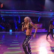 Shakira Loca Live Dancing With The Stars 2010 HD Video