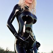 Susan Wayland catwoman in nature set 1 348