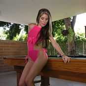 Heidy Model Pink Lingerie Tease 4K UHD Video 262
