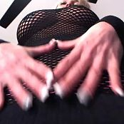 Nikki Sims Nikki Sexy Fishnets From nikki060214 210117 mp4