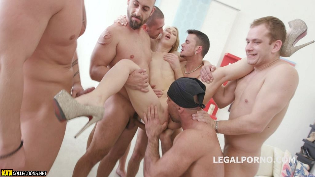 Legal porno gang bang double y triple anal little night music mozart