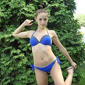 Silver Stars Eva Bikini Set 1 0730