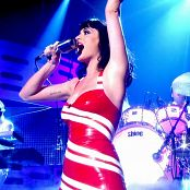 Katy Perry California Gurls Live BBC Sexy Polka Latex Dress HD Video