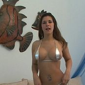 Missy Model Showing Off In Various Outfits Video