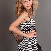 Silver Stars Vella Check Dress Picture Set 1