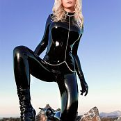 Susan Wayland Catwoman In Nature Picture Set 2