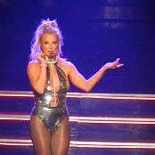 Britney Spears Make Me Live Super Sexy Silver Outfit 2016 HD Video