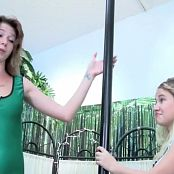 FloridaTeenModels Babs & Heather Zipper Dresses Video