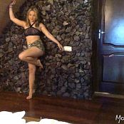 MarvelCharm Jess Black Mesh Session HD Video