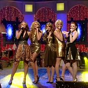 Girls Aloud Love Machine Live Paol O Grady Show 2006 Video