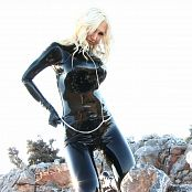 Susan Wayland Catwoman In Nature HD Video 2