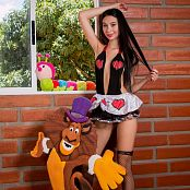 Ximena Model Valentines Day Hearts Picture Set 30