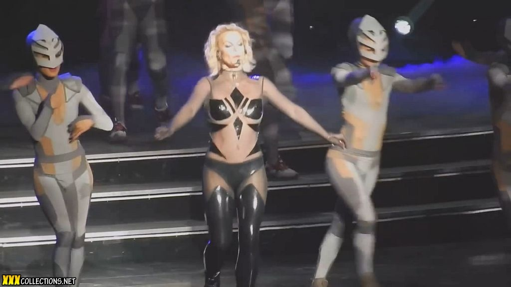 Have hit Britney spears latex porn