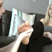 Princess Lyne Slave Girl Stiletto Foot Worship Video