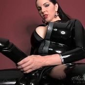 Goddess Alexandra Snow Bigger Black & All For You JOI HD Video