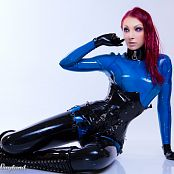 Susan Wayland Fierce Wild Heavy Rubber Picture Set 1