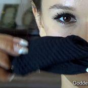 Goddess Rodea Virtual Sweaty Secretary Socks HD Video