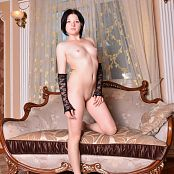 Silver Angels Valensiya Black Lace Picture Set 8