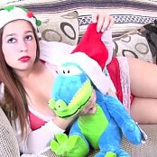 FloridaTeenModels Alexis Christmas Dress Video