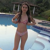 Angelita Model By The Pool YoungFitnessModels HD Video 256 230317 mp4