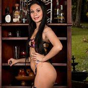 ximena model colorful bikini set 34 0975
