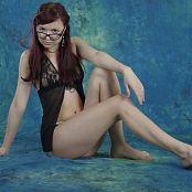 Silver Starlets Shiki Black Lace Set 5 1140