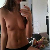 Ariel Rebel Old Morning Selfies Picture Set