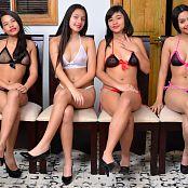 Silver Dreams Suzie and Friends Bikinis Set 2 070