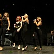 Girls Aloud Love Machine Live V Festival 2008 Video
