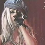 Christina Aguilera Pussycat Dolls Big Spender Live Video