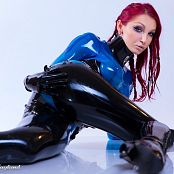 Susan Wayland Fierce Wild Heavy Rubber Picture Set 3