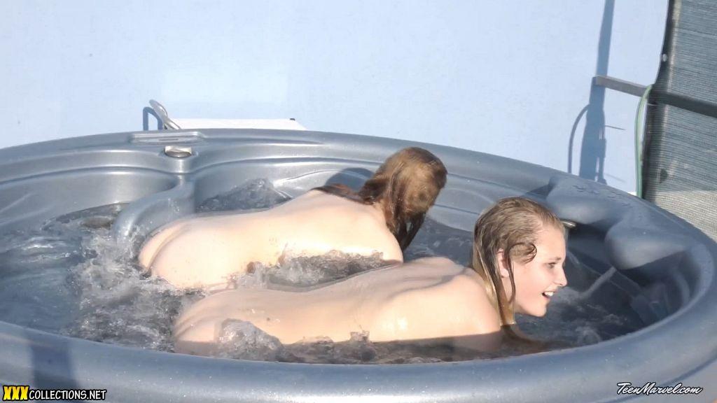 Teen Hot Tub 90