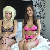 Princess Ashley and Princess Lacey Pay Up D1e Loser 250317 mp4