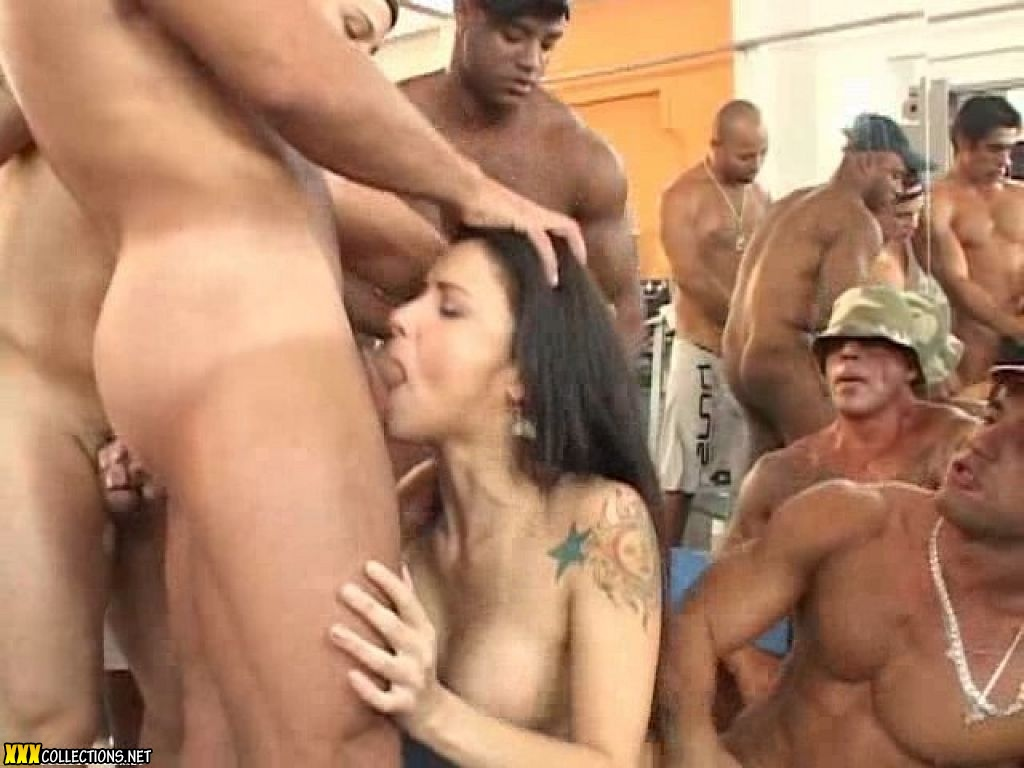 image Monica mattos gang bang in billiards
