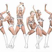 Christina Aguilera Not Myself Tonight LPCM UPSCALE 1080p 250317 mov