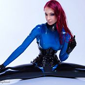 Susan Wayland Fierce Wild Heavy Rubber Picture Set 5
